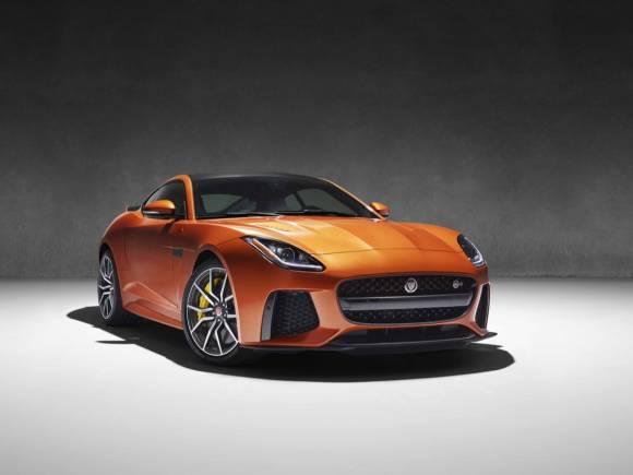 El Jaguar F-TYPE SVR ya es oficial