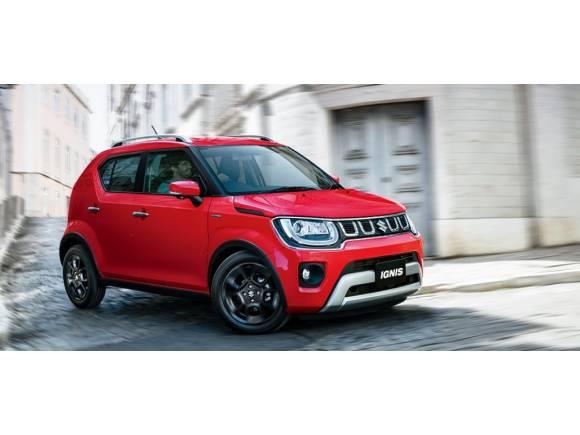Así será el nuevo Suzuki Ignis
