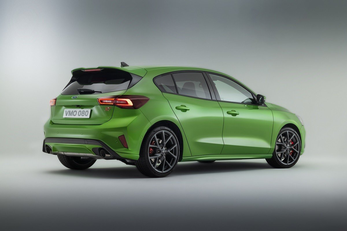 Nuevo Ford Focus - Auto10