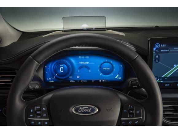 Nuevo Ford Focus, ahora más tecnológico y conectado