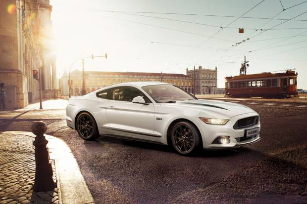 Ford presenta dos nuevas ediciones especiales para el Mustang