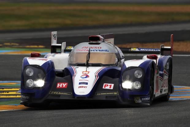 Toyota consigue la pole en las 24 Horas de Le Mans