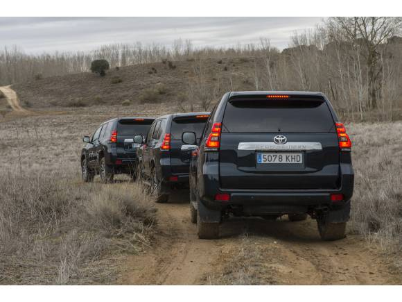 Prueba Toyota Land Cruiser 2018, fiel compañero