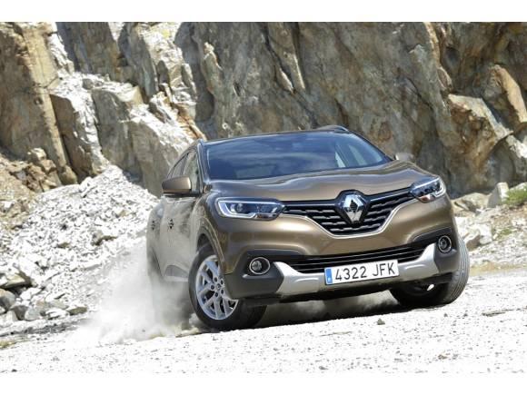 Así funciona el Extended Grip del Renault Kadjar