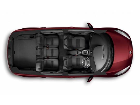Prueba: Renault Scénic y Grand Scénic 2012