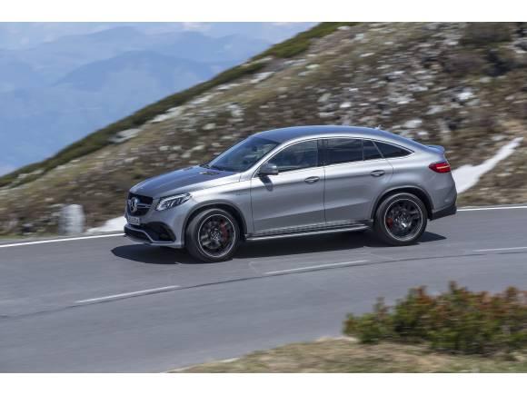 Mercedes GLE y GLE Coupé AMG: los SUV más deportivos