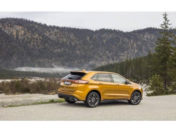Nuevo Ford Edge, prueba y opinión