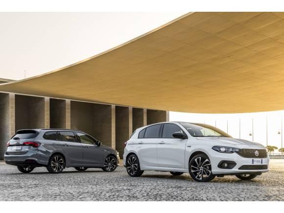 Fiat Tipo S-Design: equipamiento completo al mejor precio