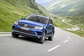 Nuevo Volkswagen Touareg, disponible a partir de octubre a un precio desde 58.790 euros