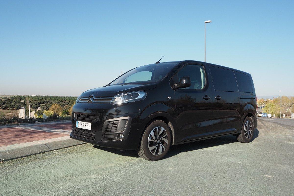Prueba Citroën SpaceTourer