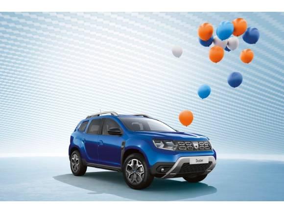 15 aniversario Dacia: una serie limitada y grandes ofertas