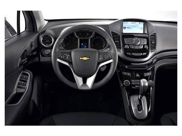 Prueba: Chevrolet Orlando, monovolumen de siete plazas a buen precio