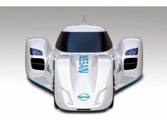 Nissan ZEOD RC: Eléctrico a 300 km/h