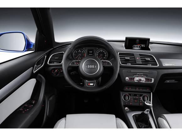Nuevos Audi Q3 y RS Q3 2015, ahora con más potencia y menos consumo