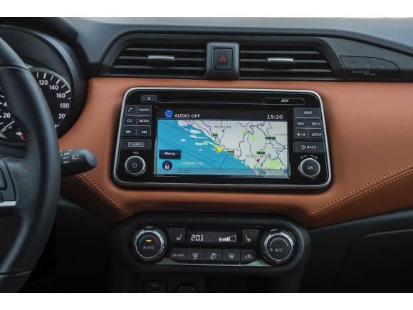 Nissan Micra, el urbano más tecnológico