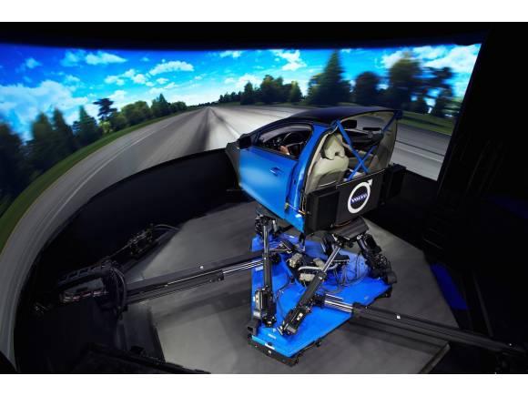 Vídeo: Volvo utiliza el simulador más avanzado del mundo