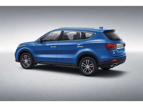 DFSK 580, llegan los SUV chinos a España