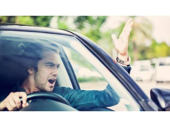 Más de 3 millones de conductores son agresivos al volante