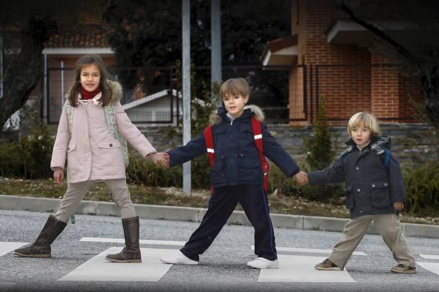 Consejos vuelta al cole: Niños peatones