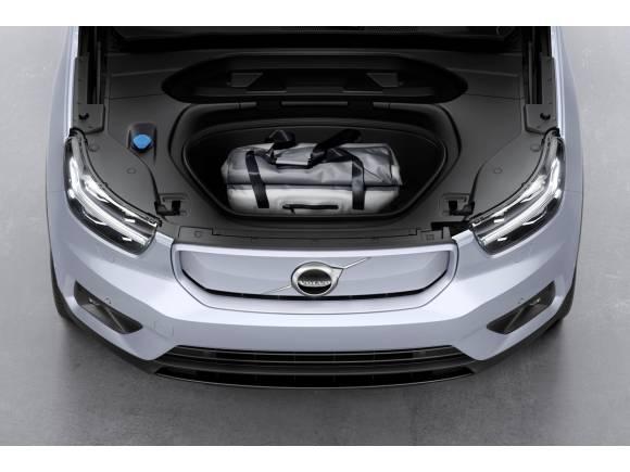 Volvo XC40 Recharge: el primer eléctrico puro de la marca sueca