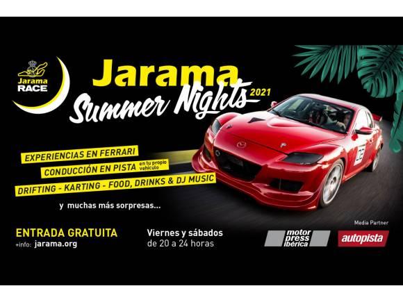 Jarama Summer Night: horarios y actividades para rodar en el circuito