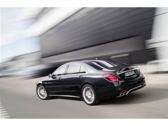 Nuevo Mercedes Clase S: más tecnología para el tope de gama