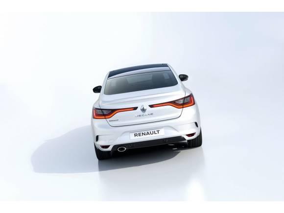 El Renault Megane tendrá versión de cuatro puertas