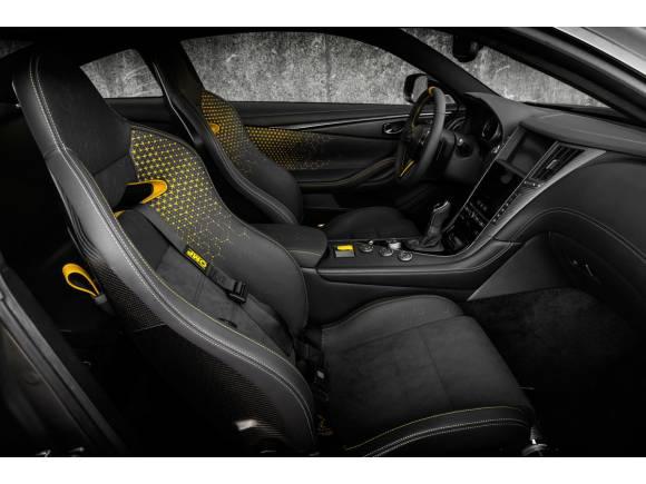 Infiniti Project Black S, el prototipo diseñado con Renault Sport F1