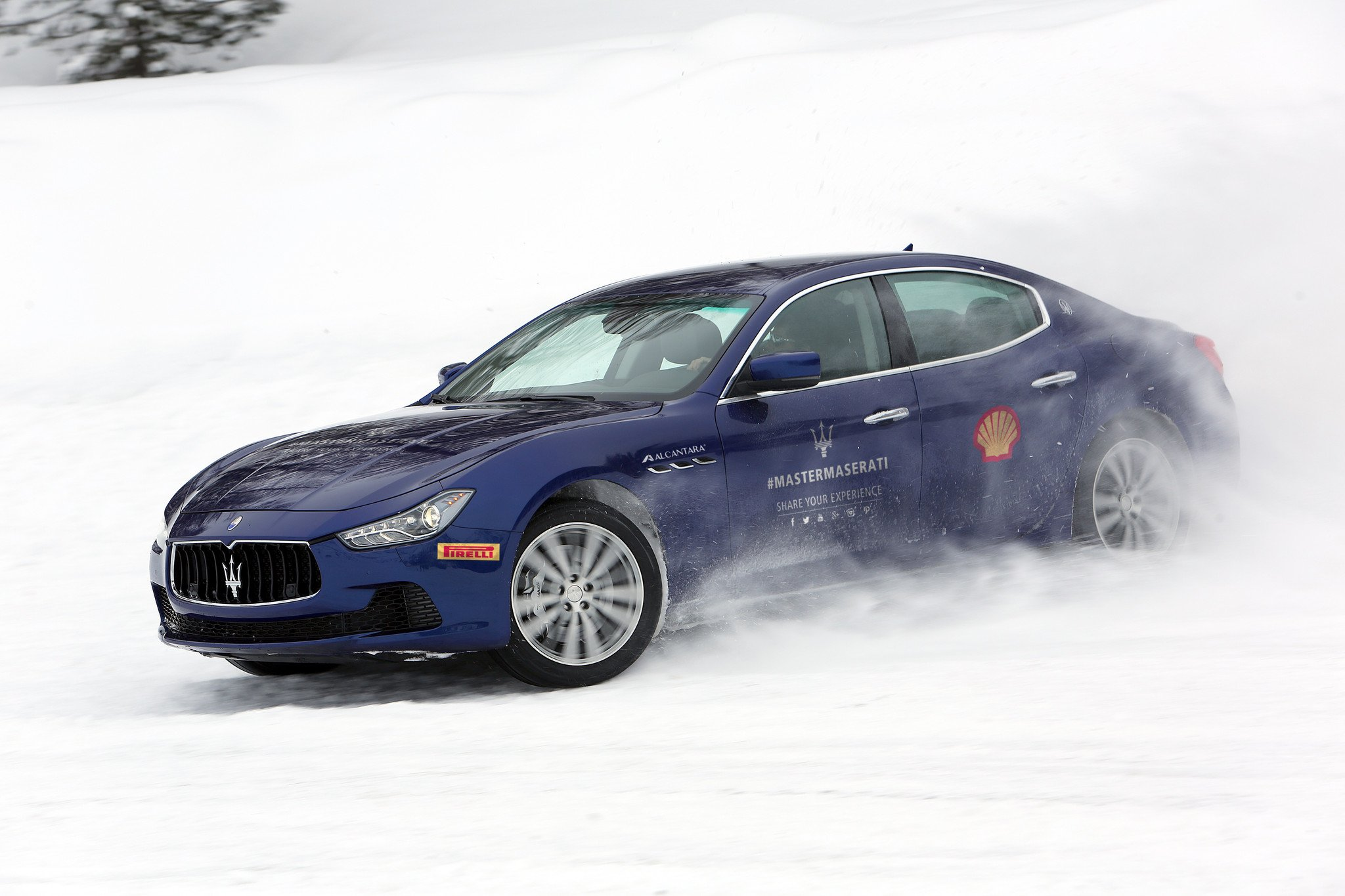 Master Maserati 2016