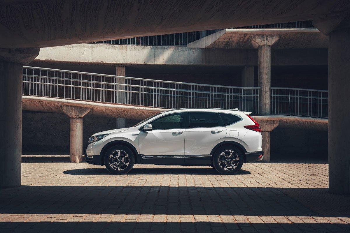 Prueba Honda CR-V Hybrid