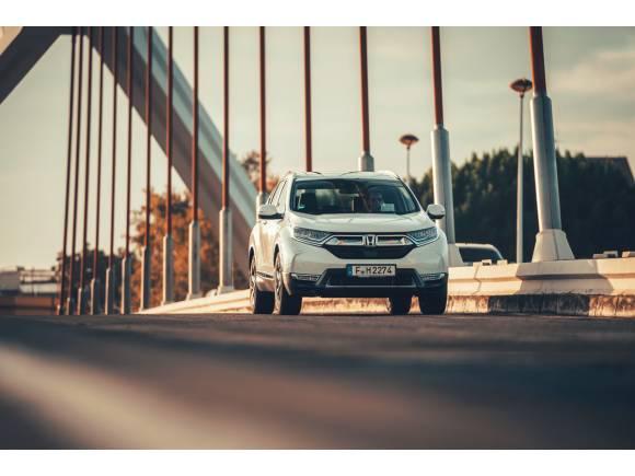 Primera prueba del Honda CR-V Hybrid, el más ecológico