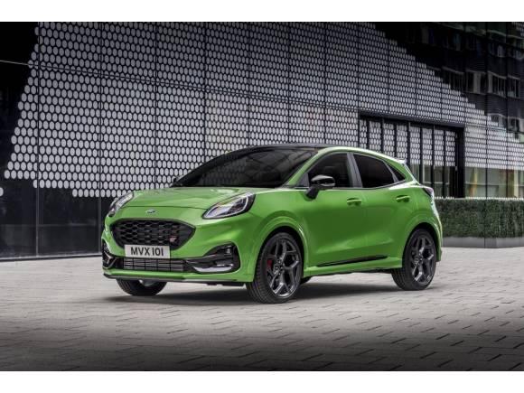 Nuevo Ford Puma ST: más potencia para el SUV