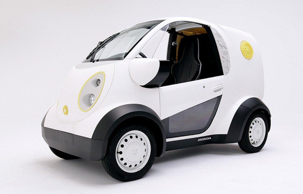 Honda impresora 3D