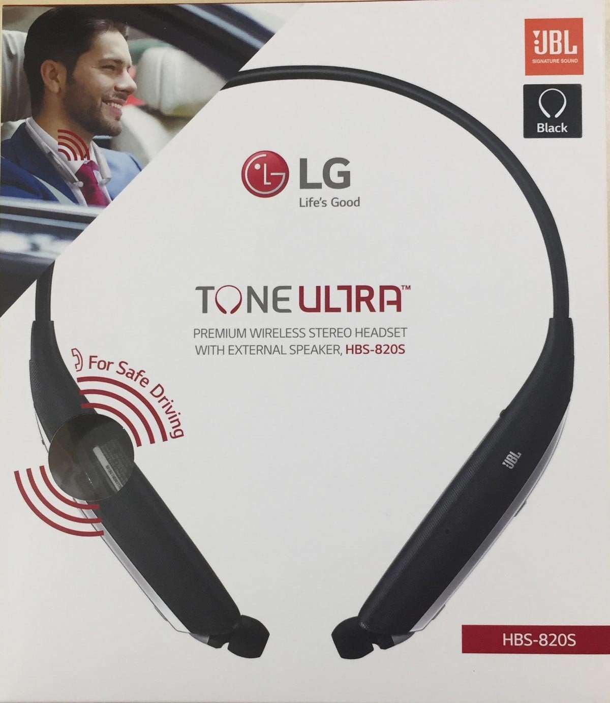 Opinion LG Tone Ultra