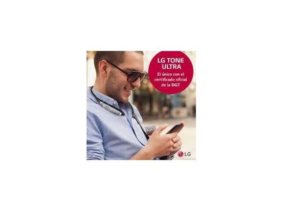 LG Tone Ultra: Probamos los auriculares autorizados por la DGT para conducir