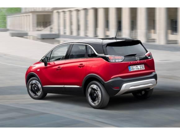 El nuevo Opel Crossland ya tiene precio. ¡Todos los detalles del nuevo SUV alemán!