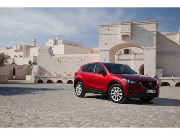 Mazda CX-5: gama y precios del nuevo SUV compacto de Mazda