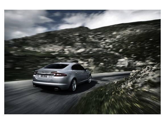 Prueba: Jaguar XF 3.0 V6 Diesel
