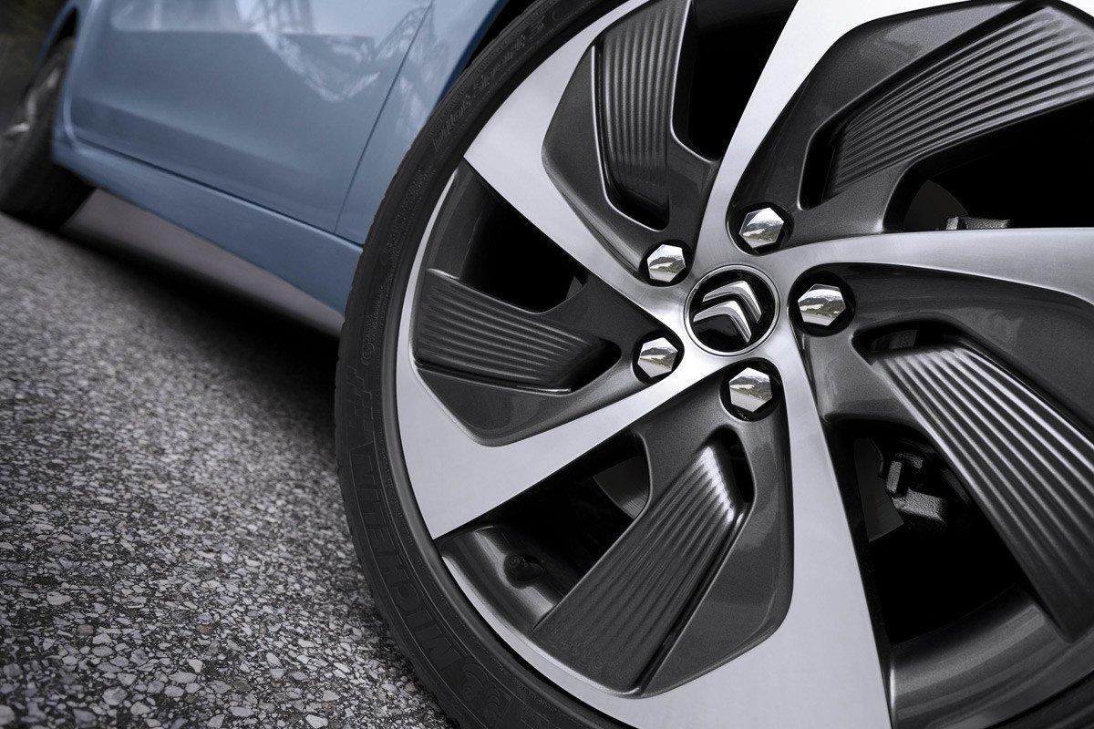 Citroën cambio neumáticos