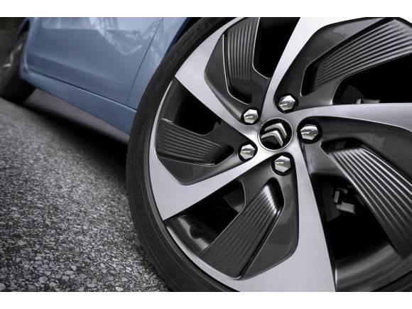 Citroën financia el cambio de neumáticos sin intereses