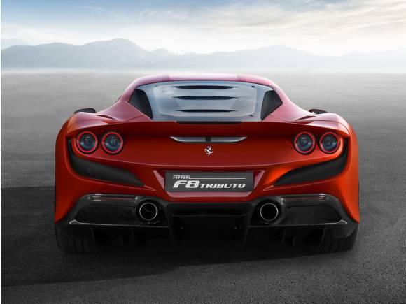 Nuevo Ferrari F8 Tributo, nuevo motor de 720 CV