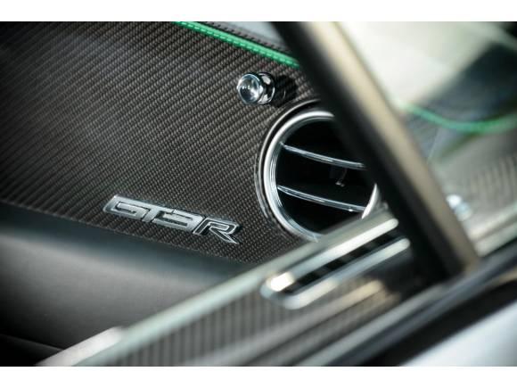 Nuevo Bentley Continental GT3-R, solo 300 unidades