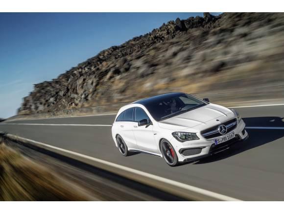 381 CV para los Mercedes-AMG CLA 45 y GLA 45