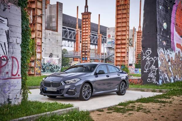 Cómo BMW empezó a fabricar coches con tracción delantera