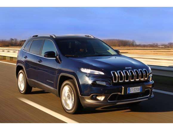 Gama y precios Jeep Cherokee 2.2 Multijet turbodiésel