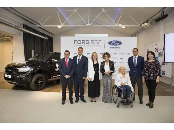Ford España cumple 20 años de acciones solidarias y Resposabilidad Social.