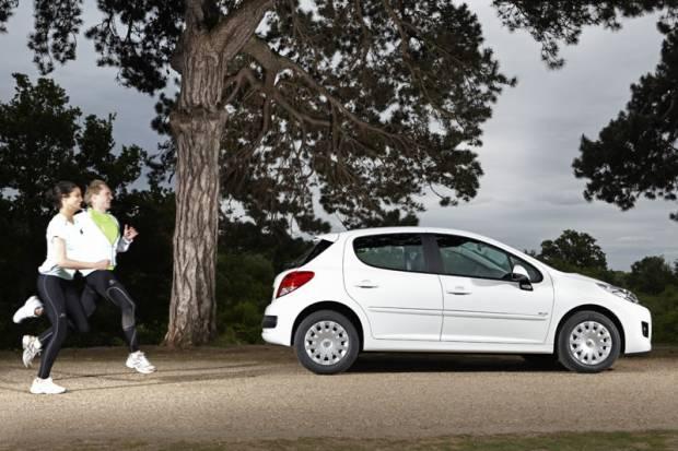 Peugeot 207 HDi 90CV: sólo 99 gramos de CO2