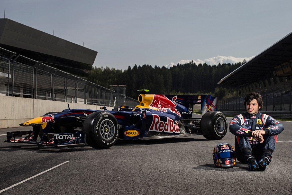 Red Bull Carlos Sainz Jr.