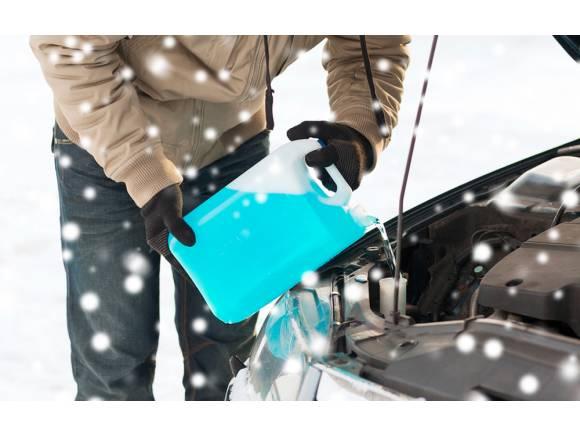 Cómo hacer el mantenimiento del coche en invierno