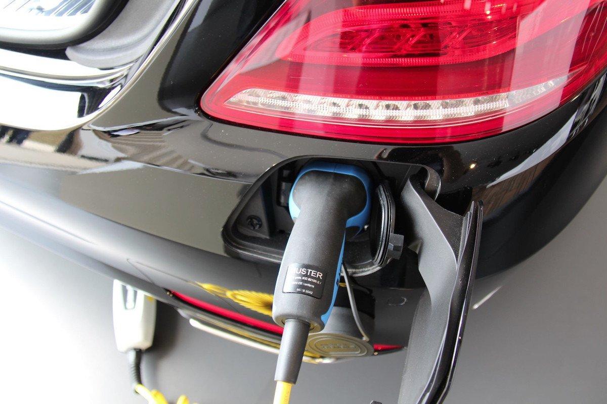 Mercedes S500 plug in hybrid